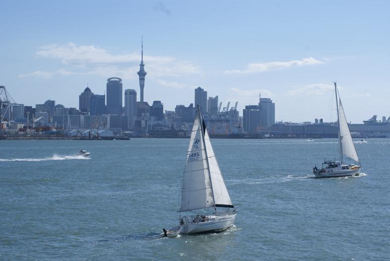 Auckland-Rangitoto-Ferry