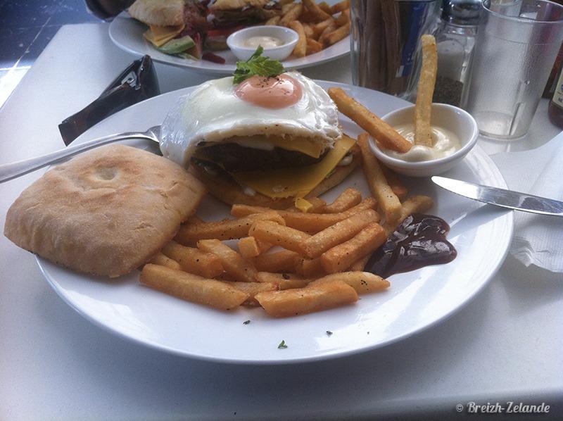 Buns burger Auckland