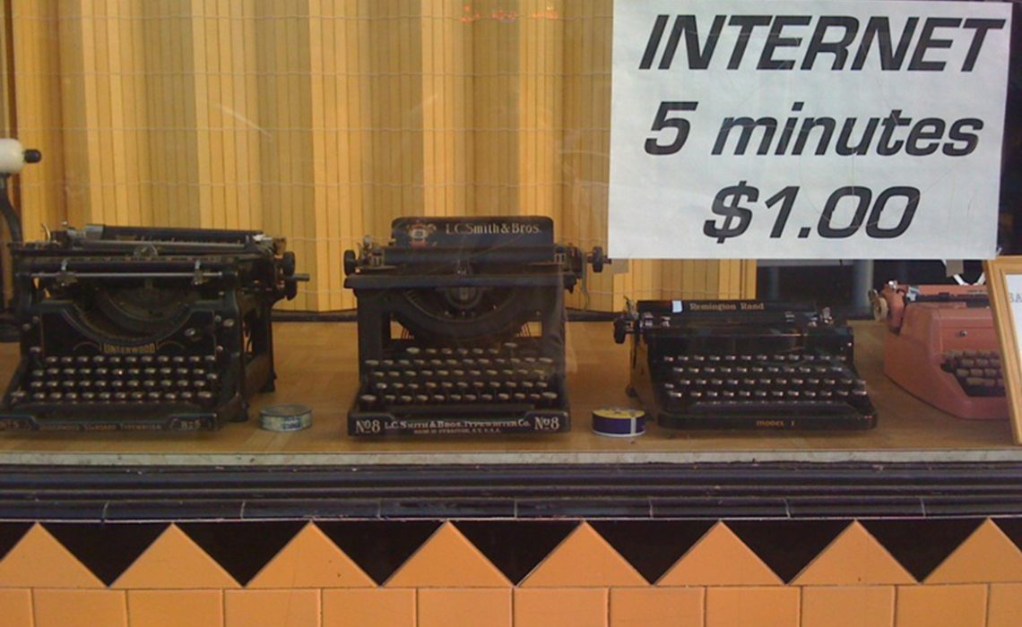 Internet à un dollar
