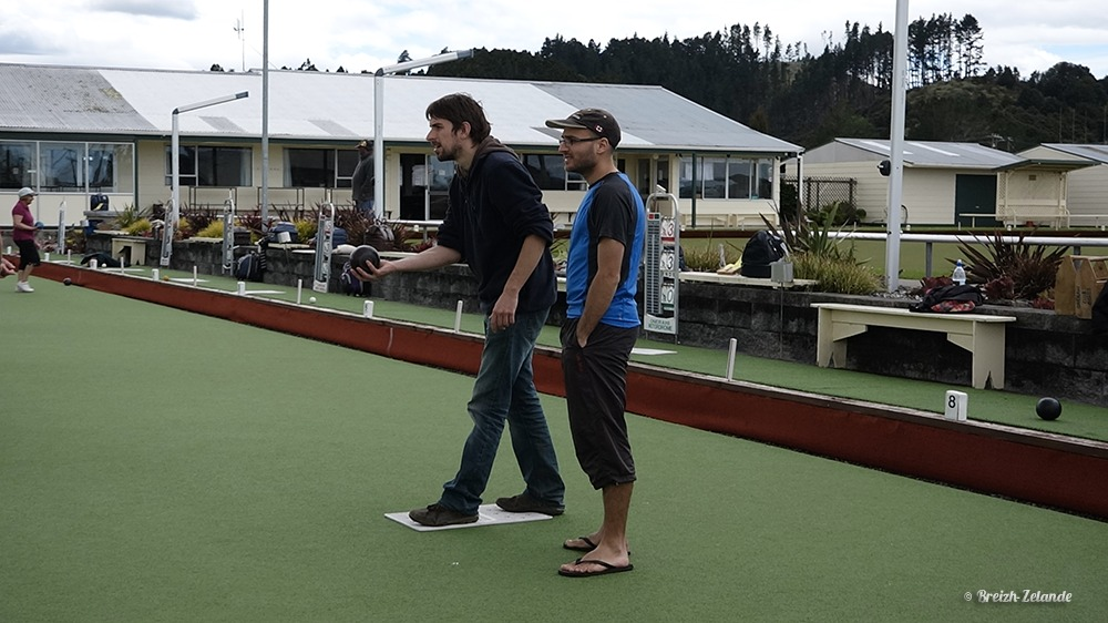 English bowling nouvelle-zélande
