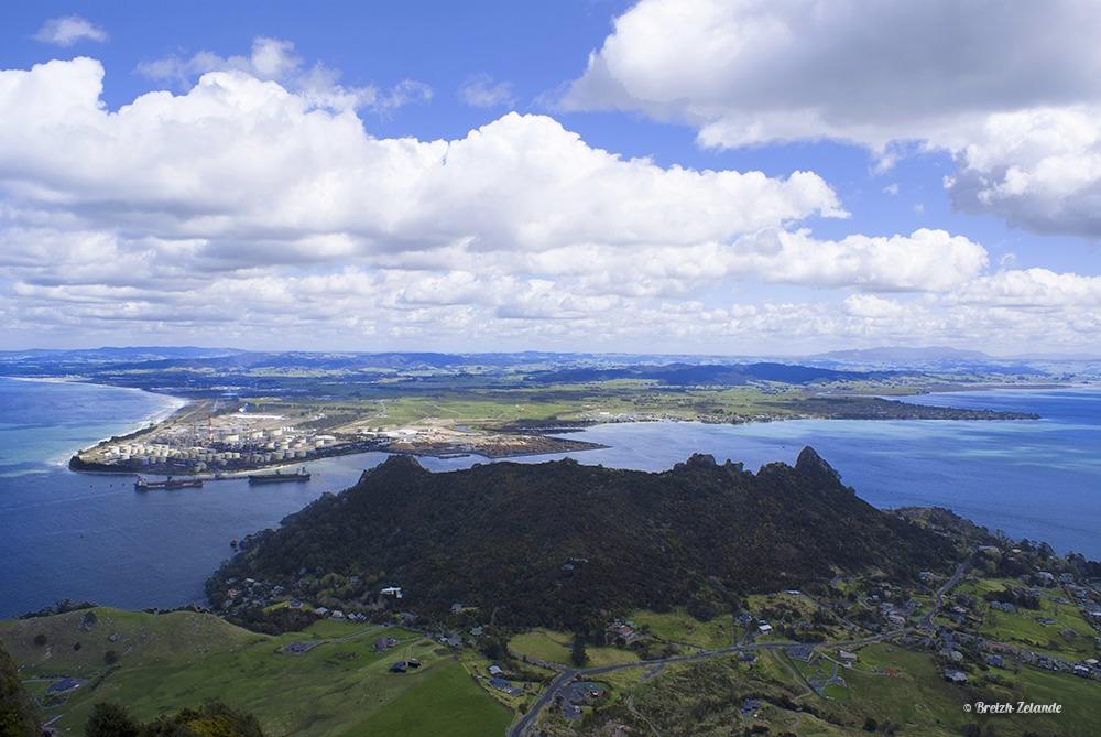 Mount Manaia - Nouvelle-Zélande