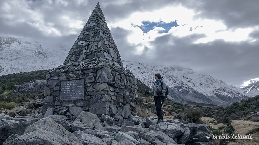 Monument Mount Cook
